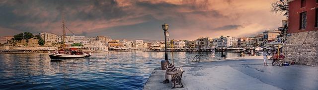 kréta řecko