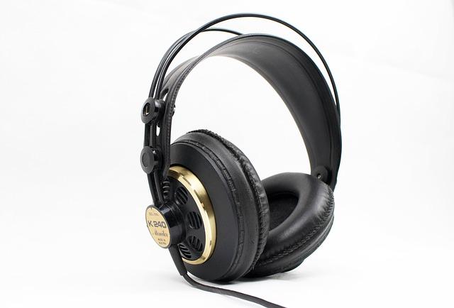 moderní sluchátka