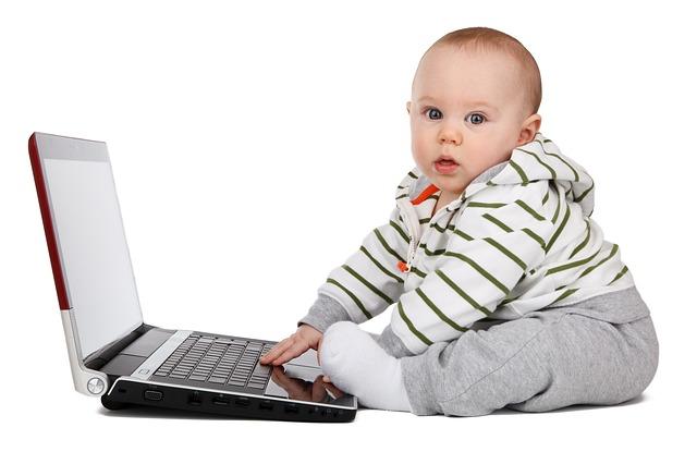 malý blogger
