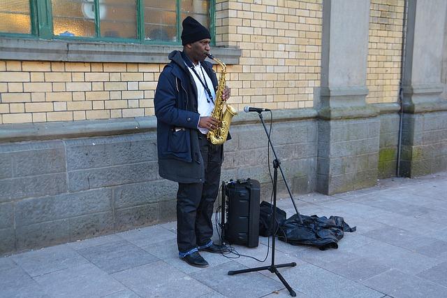 zlatý saxofon